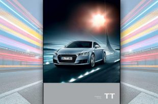 Catalogue Audi TT Coupé 2,0 TFSI