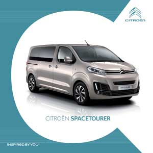 Catalogue Citroën Spacetourer 2020