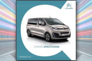 Catalogue Citroën Spacetourer 2020