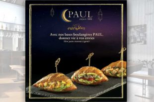 Catalogue Paul formules Ftours Ramadan 2020