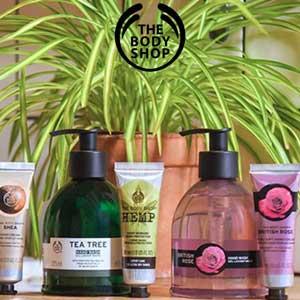 Catalogue The Body Shop Maroc en ligne