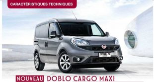 Catalogue Fiat Doblo-Cargo 2020