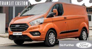 Ford Transit Custom Maroc 2020