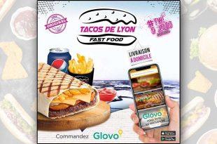 Menu Tacos de Lyon 2020