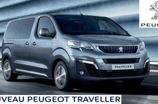 Nouveau Peugeot Traveller 2020 Prix Maroc