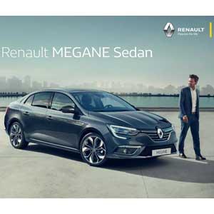 Renault Megane Sedan 2020 Prix Maroc