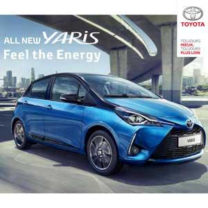 Toyota Yaris 2020 Prix Maroc