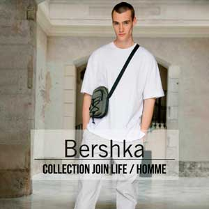 Catalogue Bershka Collection Join Life Homme