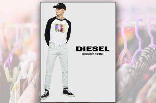 Catalogue Diesel Nouveautes Homme