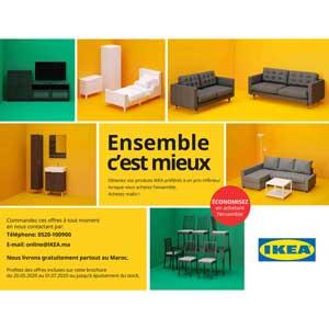 Catalogue IKEA Ensemble c'est mieux
