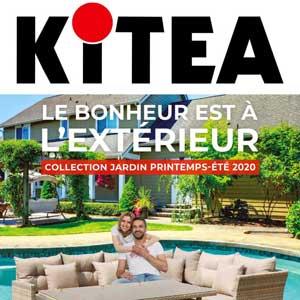 Catalogue Kitea Mobilier d'extérieur 2020