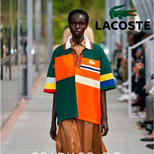 Catalogue Lacoste Woman Spring 20