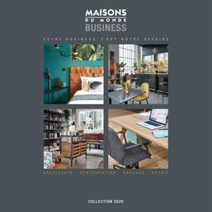 Catalogue Maison du Monde Business Collection 2020