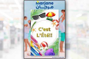 Catalogue Marjane spécial été 2020