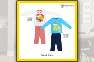 Catalogue Miro Home Collection Pyjama 2020