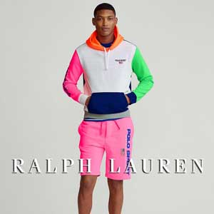 Catalogue Ralph Lauren New Men's Collection
