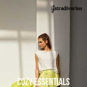 Catalogue Stradivarius Cozy Essentials