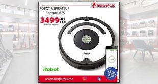 Catalogue Tangerois iRobot Offres
