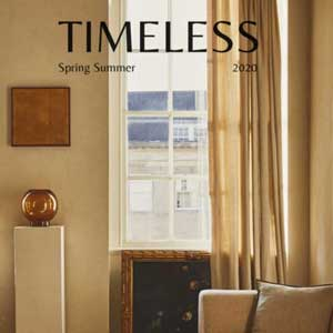Catalogue Zara Home Timeless 2020