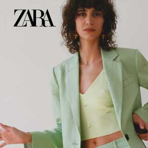 Catalogue Zara New Collection SS20