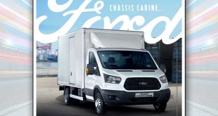 Ford Transit Chassis Cabine