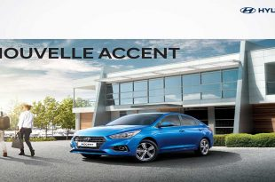 Hyundai New Accent