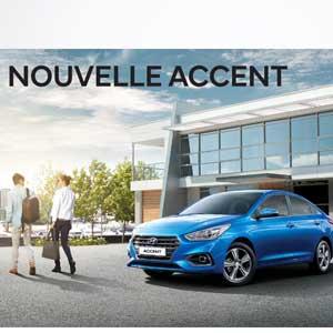 Hyundai New Accent