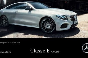 Mercedes Benz Classe E Coupé
