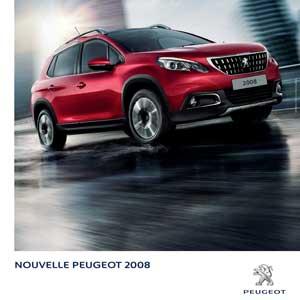 Nouvelle Peugeot 2008