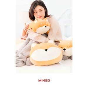 catalogue Miniso Plush Doll
