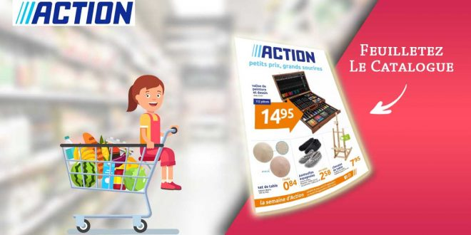 Catalogue Action de la semaine Du 23 Au 30 Septembre 2020