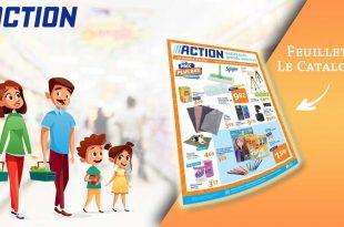 Catalogue Action en ligne Du 20 Au 26 Janvier 2021