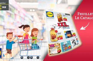 Catalogue Lidl Du 13 Au 19 Janvier 2021 en Ligne