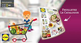 Catalogue Lidl Du 20 Au 26 Janvier 2021
